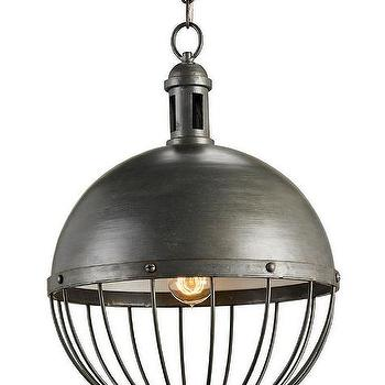 Verne Pendant design by Currey & Company