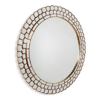Zahara Mirror design by Interlude Home