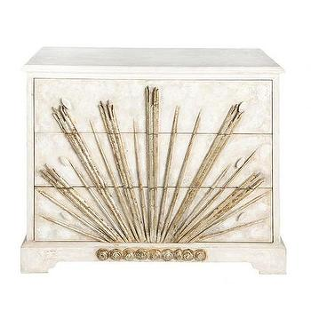 Sallora Dresser in Silver design by Aidan Gray