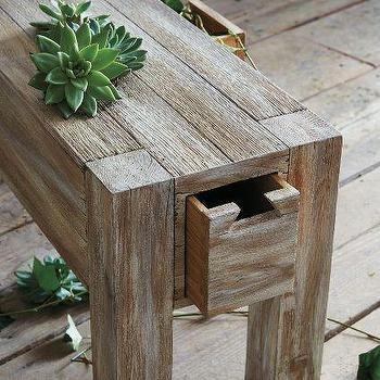 Sura Storage Bench