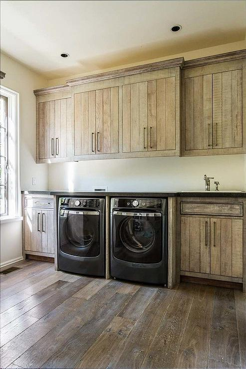 rustic laundry rooms country laundry room john hummel