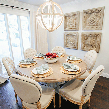 French Breakfast Room, French, Dining Room