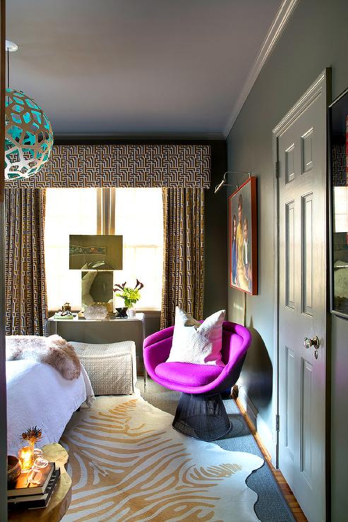 Gray Cornice Design Ideas