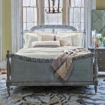 Draped Garland Bed