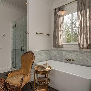Bathroom with Tub Nook, Vintage, Bathroom
