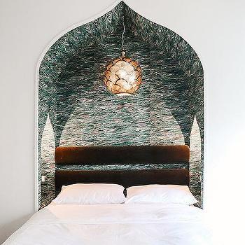 Moroccan Bed Niche