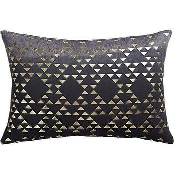 Fade to Grey Pillow