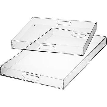 Format Clear Trays