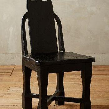 Carved Manor Dining Chair