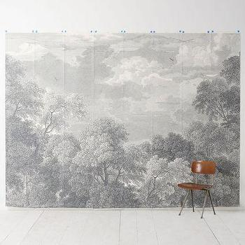 Etched Arcadia Mural