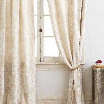 Coqo Floral Curtain
