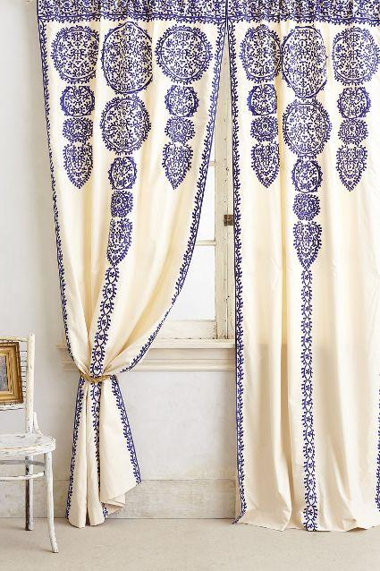 moroccan curtains