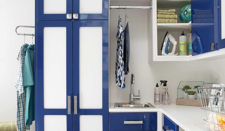Cabinets Over Sink cabinets over laundry sink design ideas