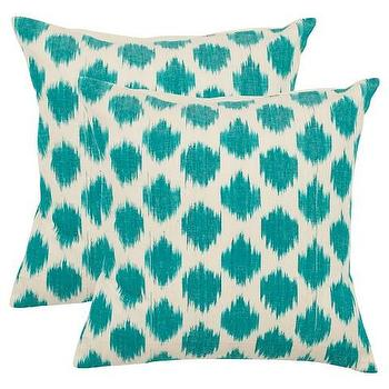 Safavieh Two Pack Polka Dots Pillow