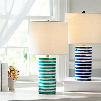 Hannah Ceramic Table Lamp