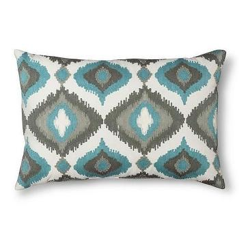 Threshold Ogee Decorative Pillow