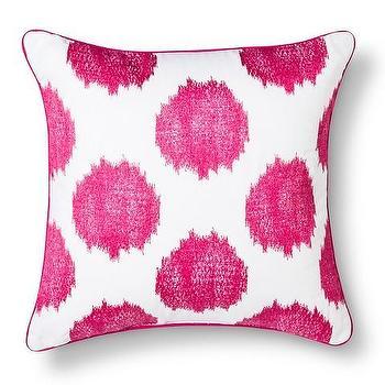 Threshold Ikat Dots Decorative Pillow