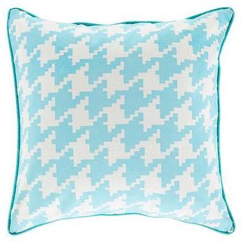 Houndstooth Toss Pillow