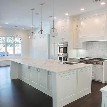 Under Cabinet Double Ovens, Transitional, Kitchen