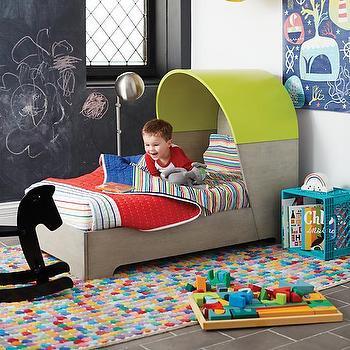 Nook Toddler Bed