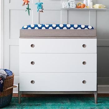 Wrightwood Three Drawer Changing Table