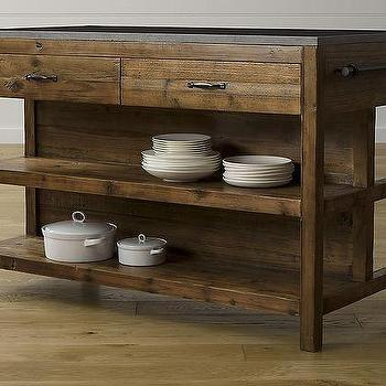 Bluestone Kitchen Island