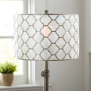 Capiz Lamp Shade