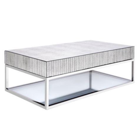 Prism Silver Coffee Table View Full Size