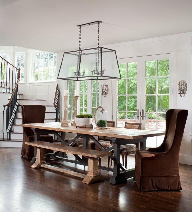 Open Dining Room Plans