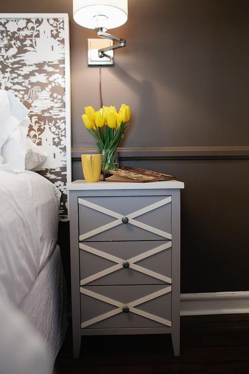 Bedroom Chair Rail Design Ideas