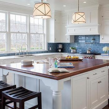 white kitchen with blue backsplash blue kitchen subway tiles transitional kitchen 1832