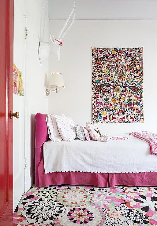 kids wall tapestry design ideas