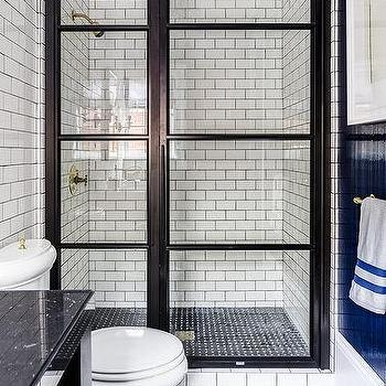 Black And White Basket Weave Tiles Design Ideas