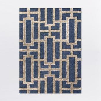Staggered Grid Rug