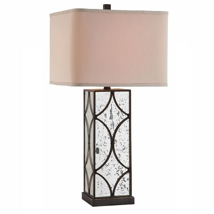 Superior Vogel Bronze Table Lamp