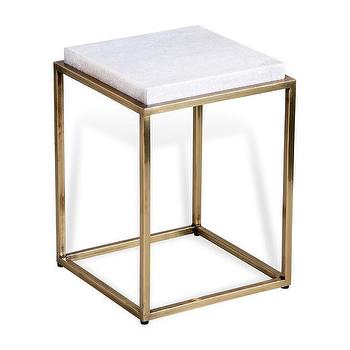 Ritz Side Table design by Interlude Home