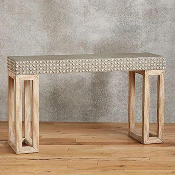 Cowrie Shell Console