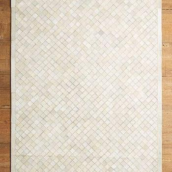 Patchwork Hide Rug