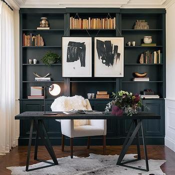 Den Library Office Design Decor Photos Pictures Ideas