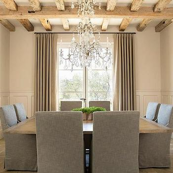 Rustic Box Beams Design Ideas