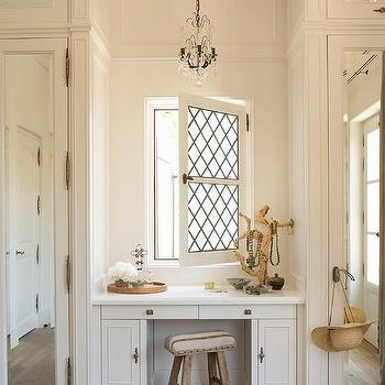 built in makeup vanity design ideas