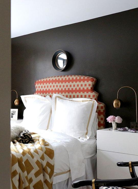 Jonathan Adler Woodhouse Bed Contemporary Bedroom