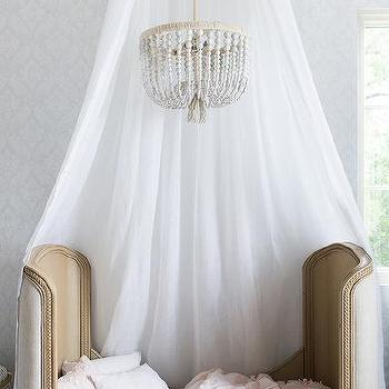 Belle Upholstered Toddler Bed, Transitional, Girl's Room