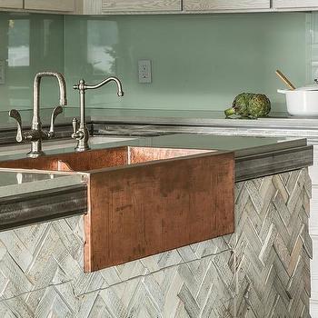 Copper Kitchen Sink Design Ideas