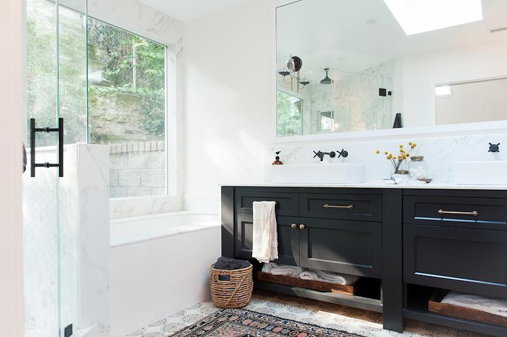 Picture Window Over Tub