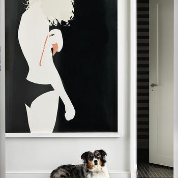 Natasha Law Art, Contemporary, Entrance/foyer