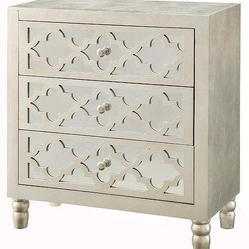 Crestview Newcastle Three Drawer Chest