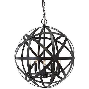 Signature Design by Ashley Cade Antique Bronze Metal Pendant