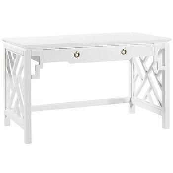 Taryn desk ballard designs for Bungalow 5 desk