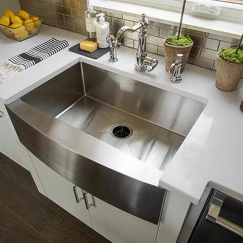 Stainless Steel Kitchen Sink Design Ideas